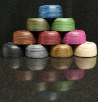 Frogwood color samples